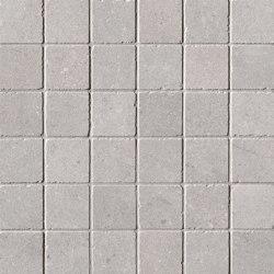 Nux Grey Gres Macromosaico Anticato | Mosaïques céramique | Fap Ceramiche