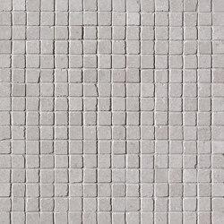 Nux Grey Gres Mosaico Anticato | Ceramic mosaics | Fap Ceramiche