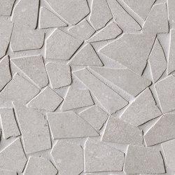Nux Grey Gres Schegge Mosaico | Keramik Mosaike | Fap Ceramiche