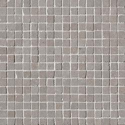 Nux Taupe Gres Mosaico Anticato | Mosaïques céramique | Fap Ceramiche