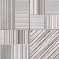 Nux White Deco | Ceramic tiles | Fap Ceramiche