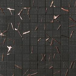 Rooy Dark Web Mosaico | Ceramic mosaics | Fap Ceramiche