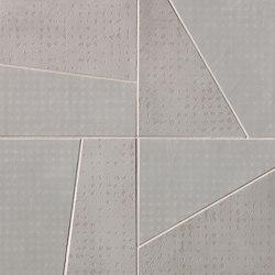 Rooy Grey Domino Mosaico | Mosaicos de cerámica | Fap Ceramiche