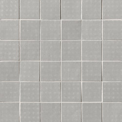 Rooy Grey Macromosaico | Ceramic mosaics | Fap Ceramiche