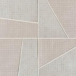 Rooy Taupe Domino Mosaico | Ceramic mosaics | Fap Ceramiche