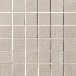 Rooy Taupe Macromosaico | Ceramic mosaics | Fap Ceramiche
