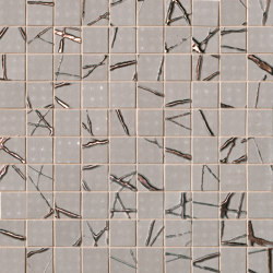 Rooy Taupe Web Mosaico | Ceramic mosaics | Fap Ceramiche