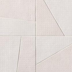Rooy White Domino Mosaico | Mosaici ceramica | Fap Ceramiche