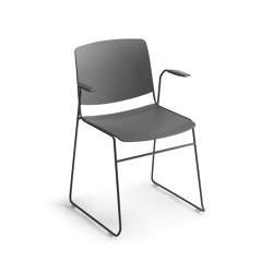 Mass Chair with Armrests | Chairs | Sellex