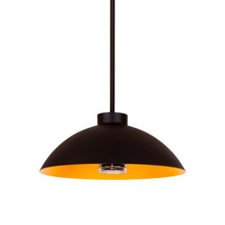 DOME PENDANT | Outdoor pendant lights | Heatsail