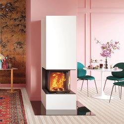 48 x S3 2.0 | Fireplace inserts | Austroflamm