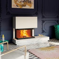 75 x S35x45 S3 2.0 | Fireplace inserts | Austroflamm
