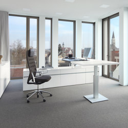 Sono table height-adjustable | Desks | RENZ