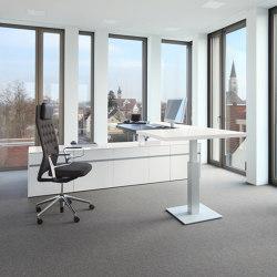 Sono table height-adjustable | Scrivanie | RENZ