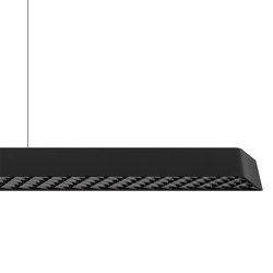 MESH pendant lamps black | Suspended lights | RIBAG