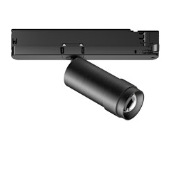 VERTICO track mounted spotlight black | Recessed ceiling lights | RIBAG