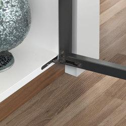 AIR Titanium | Cabinet hinges | Salice