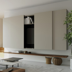 Slider M35 Top | Wardrobe doors | Deutsche Salice