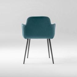 Bardot 0031 MET CB UPH | Chairs | TrabÀ