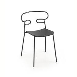 Genoa 0047 MET  PU | Chairs | TrabÀ