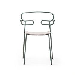 Genoa 0048 MET | Stühle | TrabÀ
