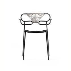 Genoa 0048 MET CROSS PU | Chairs | TrabÀ