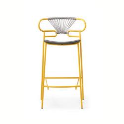 Genoa 0049 MET CROSS | Bar stools | Trabà