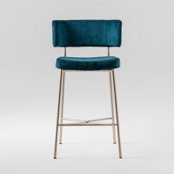 Marlen 0163 MET IM | Bar stools | TrabÀ