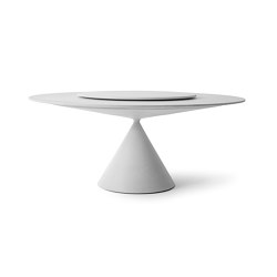 Clay table | Dining tables | Desalto