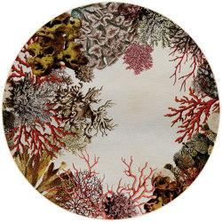 Coral Loss | CL3.01.3 | Ø 350 cm | Rugs | YO2