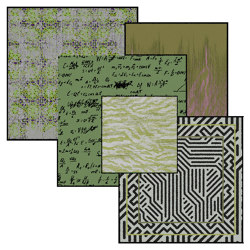 Clip Profiles | CP3.7.2 | 400 x 400 cm | Rugs | YO2