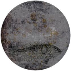 Olden Masters | OM3.01.1 | Ø 350 cm | Formatteppiche | YO2