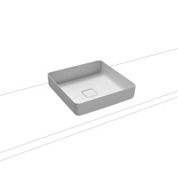 Miena washbowl alpine white (square) | Wash basins | Kaldewei