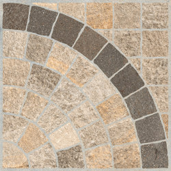 Valeria Beige Arco Bruno | Ceramic tiles | Rondine
