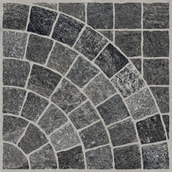 Valeria Grafite Arco | Ceramic tiles | Rondine