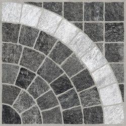 Valeria H20 Grafite Arco Bianco | Ceramic tiles | Rondine