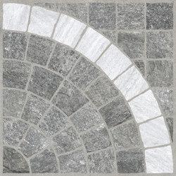 Valeria H20 Grigio Arco Bianco | Ceramic tiles | Rondine