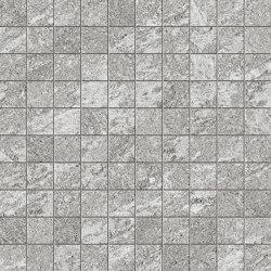 Aran Grey Mosaico | Ceramic mosaics | Keope