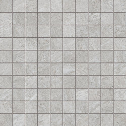 Aran Silver Mosaico | Ceramic mosaics | Keope