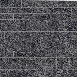 Aran Anthracite Muretto | Ceramic tiles | Keope