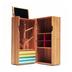 Trunk - cupboard | # Trunk | Cloakroom cabinets | Hans Hansen & The Hansen Family