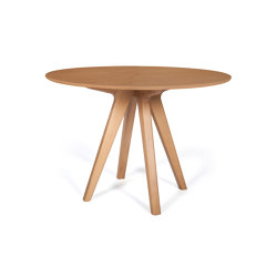 Arthur's round dining table | # 30 EM | Dining tables | Hans Hansen & The Hansen Family