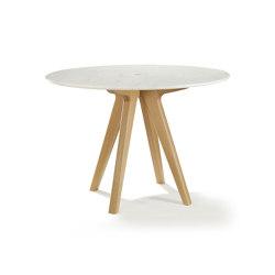 Arthur's round dining table | # 30 M | Dining tables | Hans Hansen & The Hansen Family