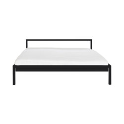 Pure steel powder coated bed frame | H 690 w H 694 w | Beds | Hans Hansen & The Hansen Family