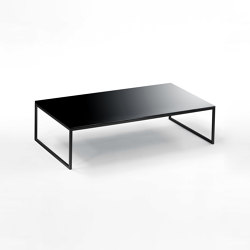 Less side table | H 5/2 schw-03 | Coffee tables | Hans Hansen & The Hansen Family