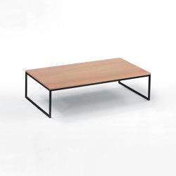 Less side table | H 5/2 schw-06 | Coffee tables | Hans Hansen & The Hansen Family