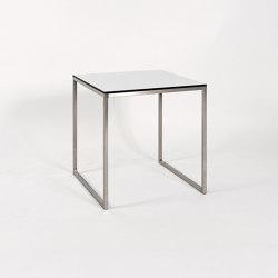 Less side table | H 22/2 VA-04 | Coffee tables | Hans Hansen & The Hansen Family