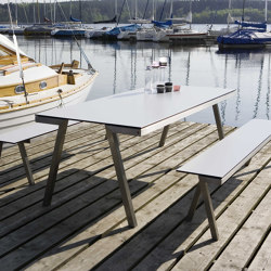 Concept 47 table | H 840 | Dining tables | Hans Hansen & The Hansen Family