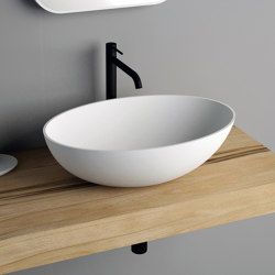 Solidthin OV50 | Wash basins | Ideavit