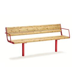 April bench | Sitzbänke | Vestre